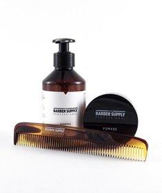 Barber Supply Professional-Pomade Kit Zestaw