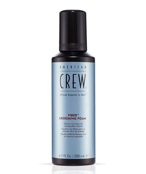 American Crew-Fiber Grooming Foam Pianka do Włosów 200 ml