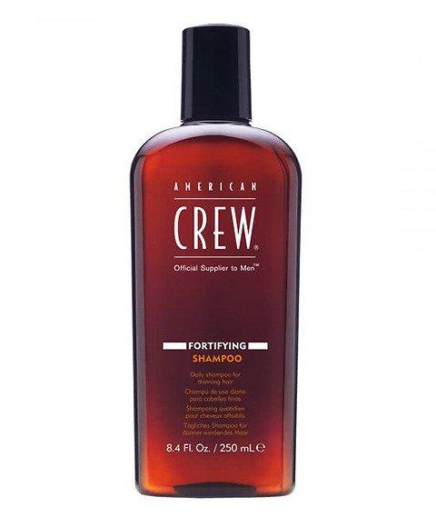 American Crew-Hair Recovery + Thickening Shampoo Szampon do Włosów 250 ml.