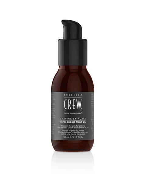 American Crew-Ultra Gliding Shave Oil Olejek przed Goleniem 50 ml