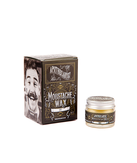Apothecary 87-Firm Hold Moustache Wax Wosk do Wąsów 16 g