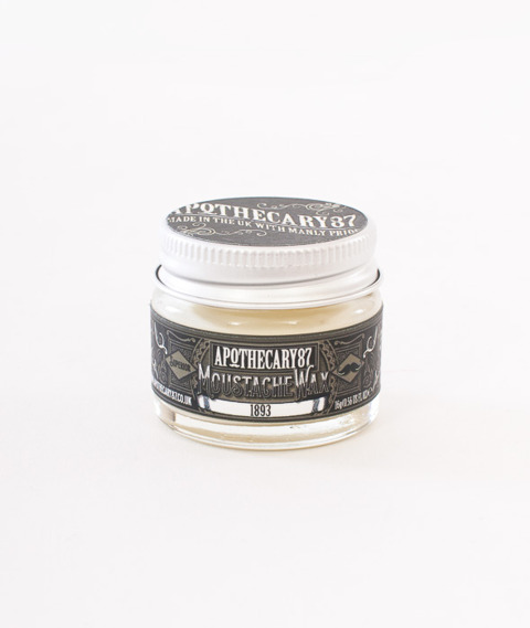 Apothecary 87-Firm Hold Mustache Wax Wosk do Wąsów 16g