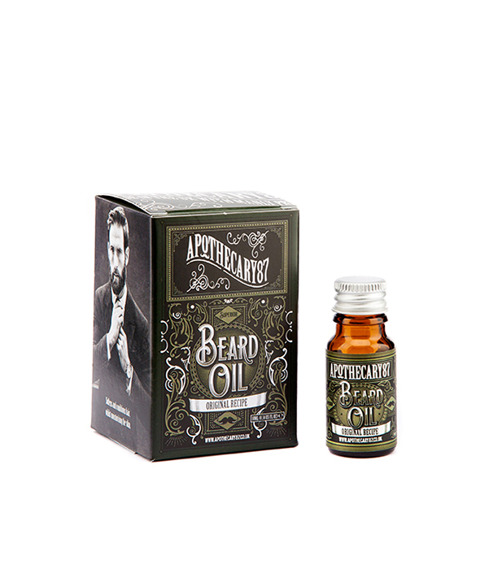 Apothecary 87-Original Recipe Beard Oil Olejek do Brody 10 ml