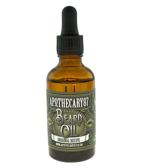 Apothecary 87-Original Recipe Beard Oil Olejek do Brody 50ml