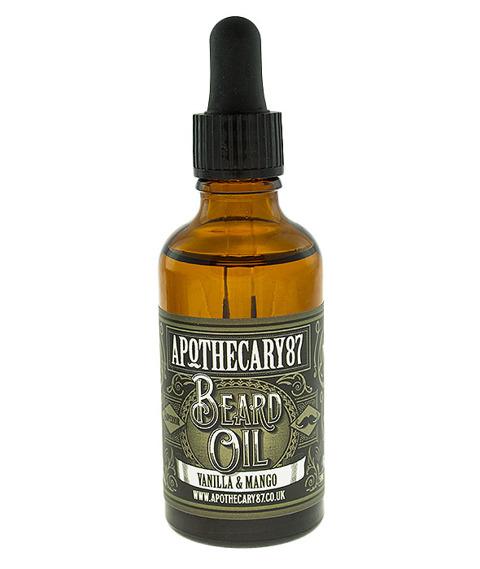 Apothecary 87-Vanilla & Mango Beard Oil Olejek do Brody 50ml