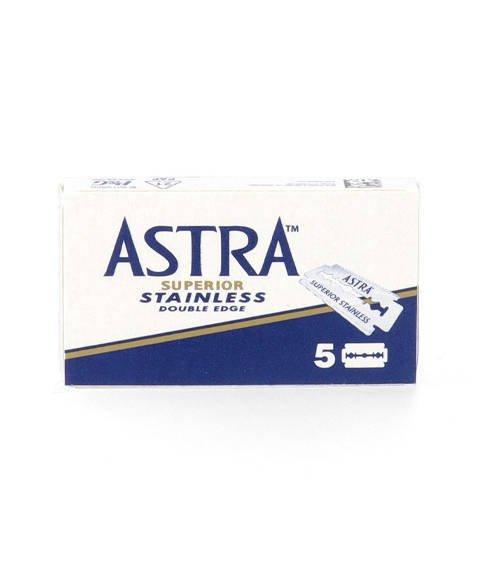 Astra-Żyletki do Maszynki Stainless 5 szt.