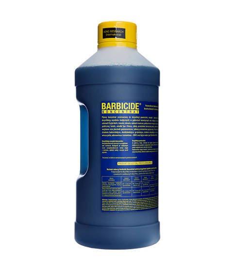 Barbicide-Koncentrat do dezynfekcji narzędzi - 1900 ml