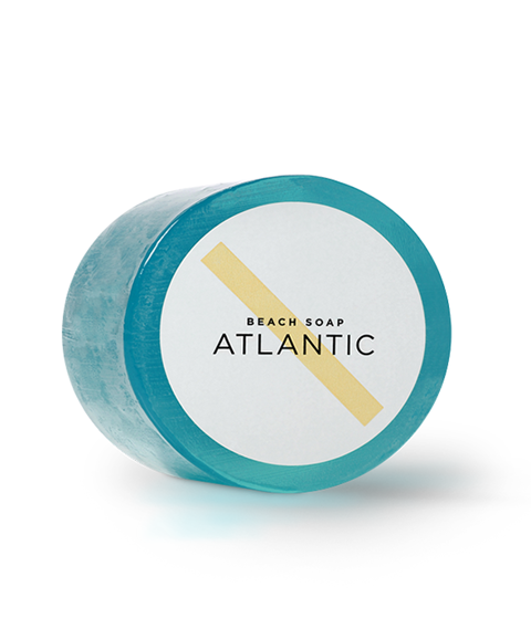 Baxter of California-Atlantic Beach Soap Mydło 100g