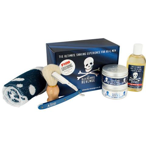 Bluebeards Revenge-Barber Bundle Zestaw do Golenia