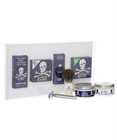 Bluebeards Revenge-Bluebeards Barber Bundle Kit [BBRBARBERBUND]