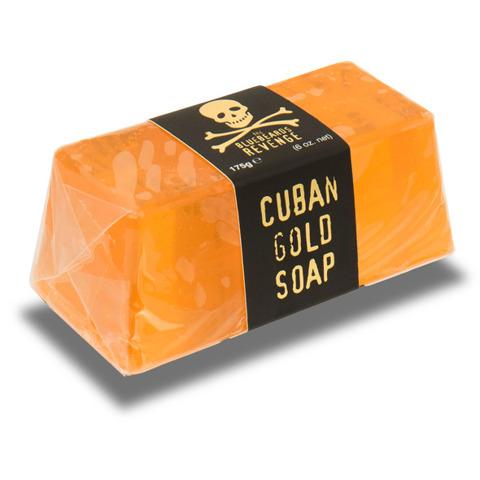 Bluebeards Revenge-Cuban Gold Soap Mydło do Ciała 175 g