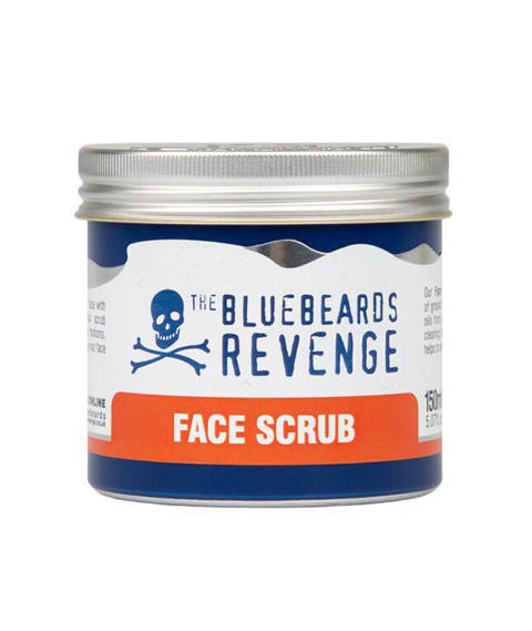 Bluebeards Revenge-Face Scrub Peeling do Twarzy 100ml