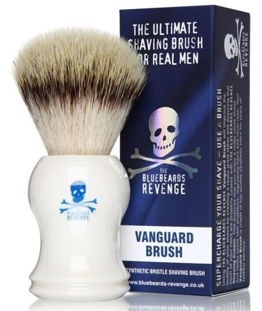 Bluebeards Revenge-Vanguard Synthetic Shaving Brush Pędzel do Golenia