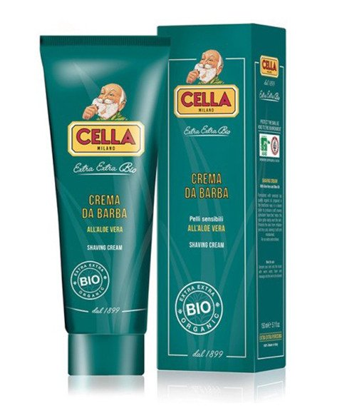 Cella-Krem do Golenia w Tubie Aloe Vera 150ml