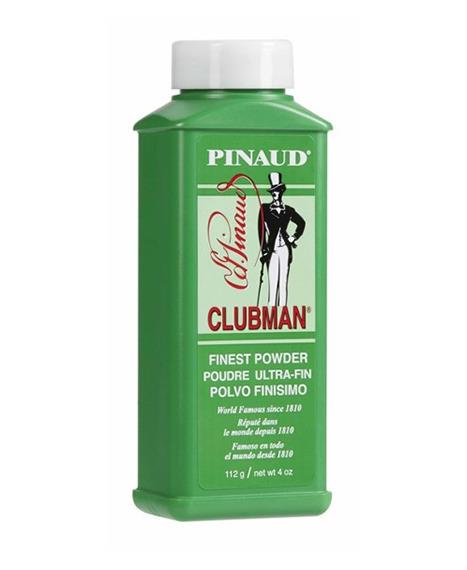 Clubman Pinaud-Talc White Talk Fryzjerski 255 g