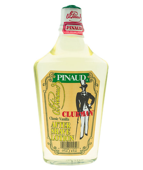 Clubman Pinaud-Vanilla Classic Aftershave 177ml