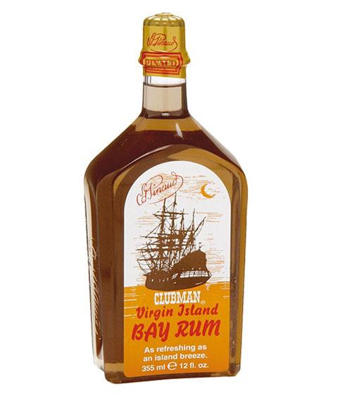 Clubman Pinaud-Virgin Island Bay Rum Aftershave 177ml
