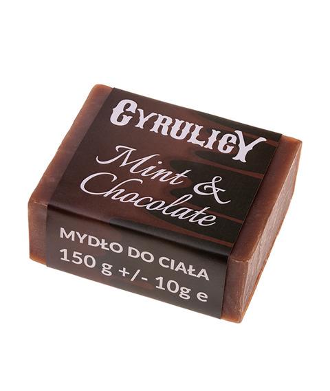 Cyrulicy-Mydło do Ciała Mint & Chocolate 150 g