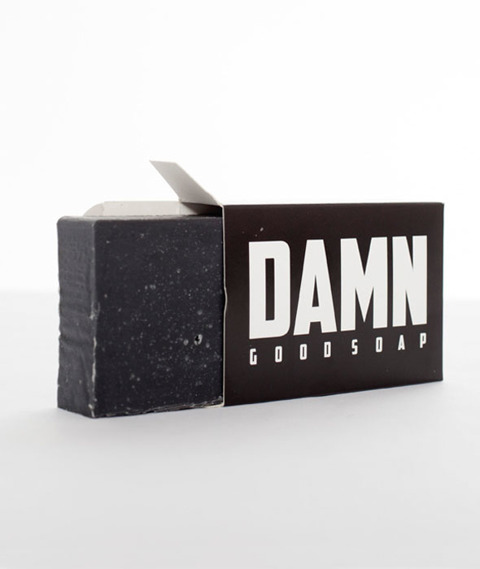 Damn Good Soap-Beard Soap Mydło do Brody 135g