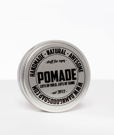 Damn Good Soap-Pomade Pomada do włosów 80g