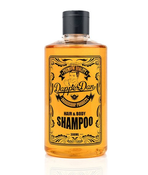 Dapper Dan-Hair and Body Shampoo Szampon do Włosów 300ml