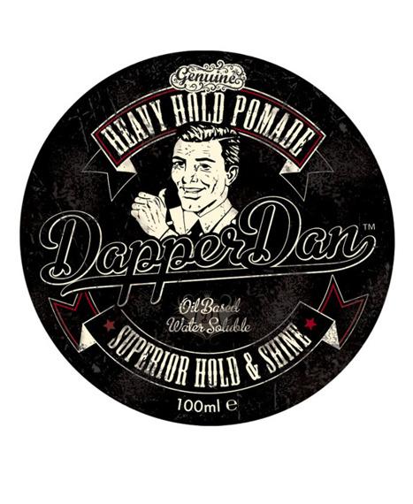 Dapper Dan-Heavy Hold Pomade Pomada do Włosów 100 ml