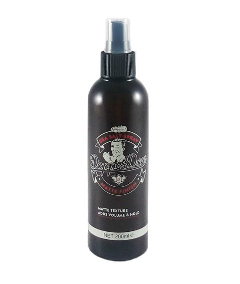 Dapper Dan-Sea Salt Spray Płyn Modelujący 200ml