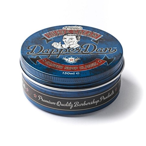Dapper Dan-Shave Cream Mydło do Golenia 150ml