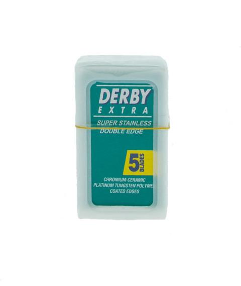 Derby-Extra Żyletki 5szt.