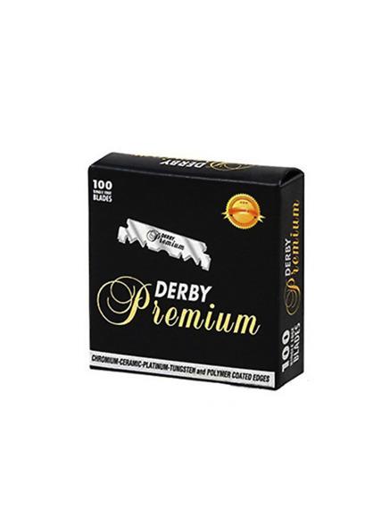 Derby-Żyletki Premium do Brzytwy 100 szt