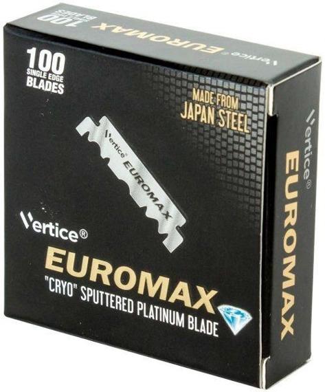 Euromax-Żyletki do Brzytwy 100 szt.