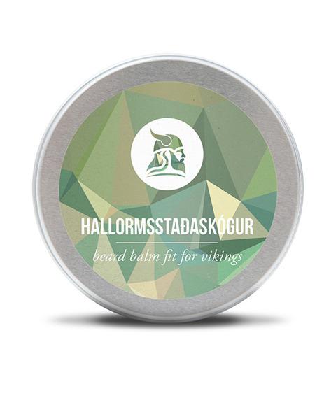 Fit for Vikings - Hallormsstaðaskógur Beard Balm Balsam do Brody 60ml