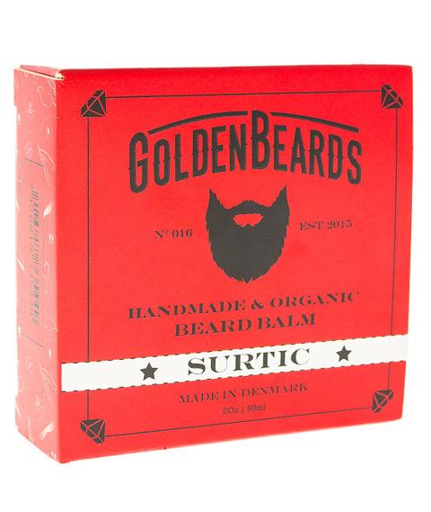 Golden Beards-Beard Balm Surtic Balsam do Brody 60ml