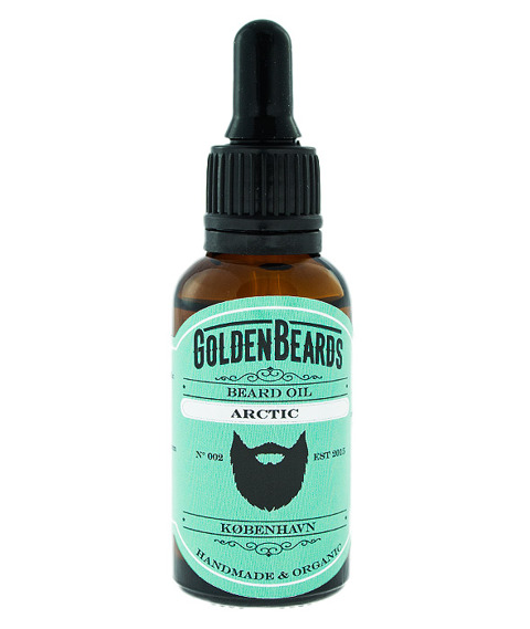 Golden Beards-Beard Oil Arctic Olejek do Brody 30ml