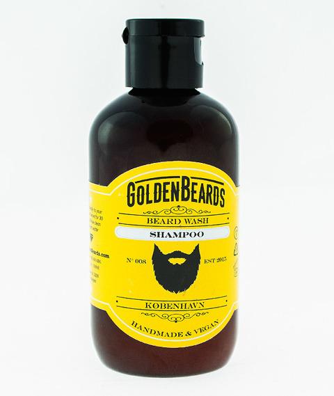 Golden Beards-Shampoo Beard Wash Big Sur Szampon do Brody 100 ml