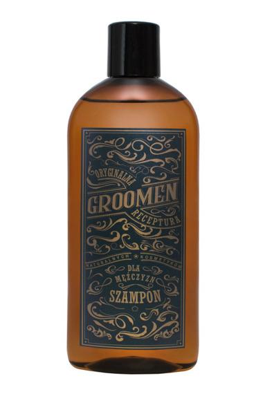 Groomen-Szampon do Włosów Earth 300 ml