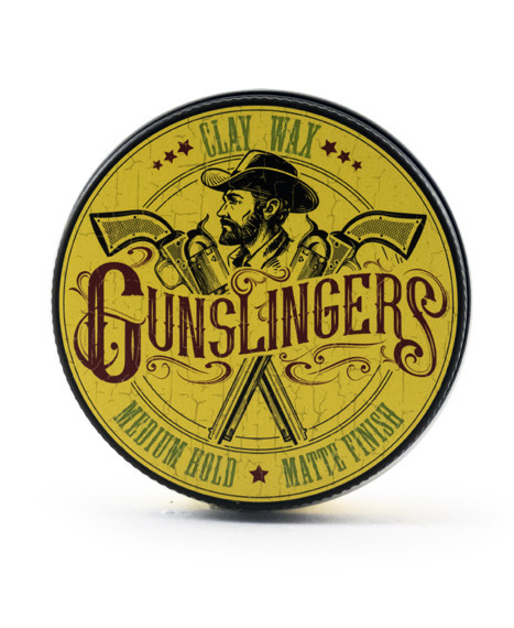 Gunslingers-Clay Wax Pomada do Włosów 75ml