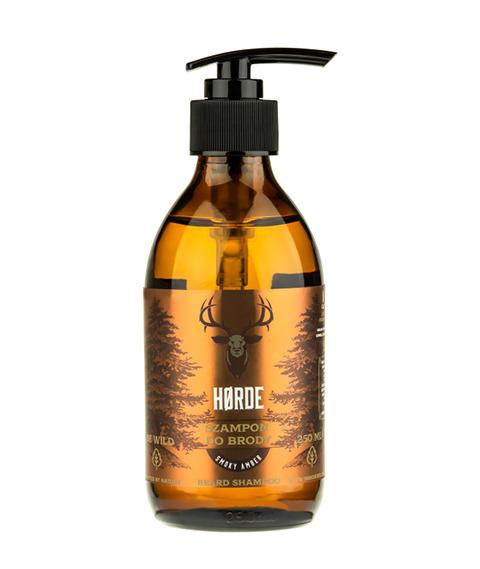 Horde-Smoky Amber Szampon do Brody 250 ml