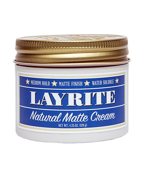 Layrite-Natural Matte Cream Pomada do Włosów 120 g