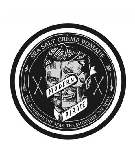 Modern Pirate-Sea Salt Crème Pomade Pomada do Włosów 95 ml