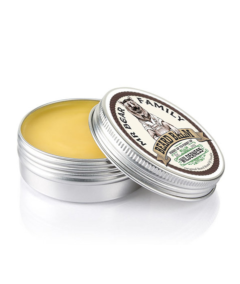 Mr Bear-Beard Balm Wilderness Balsam do Brody 60 ml