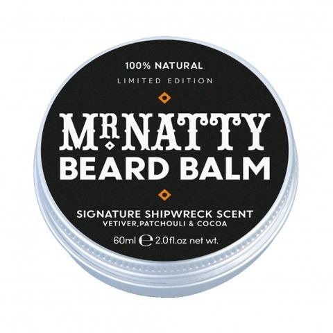 Mr Natty-Beard Balm Balsam do Brody 60 ml