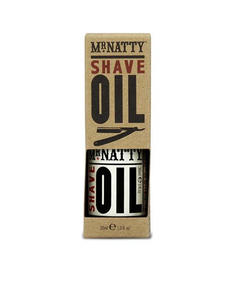Mr. Natty-Shave Oil Olejek do golenia 30ml