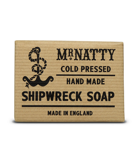 Mr. Natty-Shipwreck Soap Mydło 100g