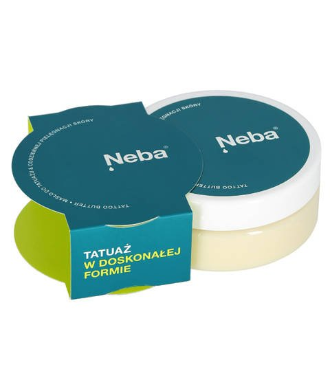 Neba-Masło do Pielęgnacji Tatuażu 200 ml