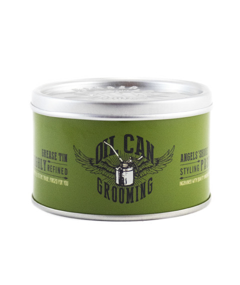 Oil Can Grooming-Angel's Share Styling Paste Pasta do Włosów 100ml