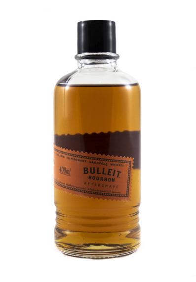 Pan Drwal-Bulleit Bourbon Aftershave Woda po Goleniu 400ml