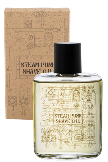 Pan Drwal-Steam Punk Olejek do Golenia 100ml