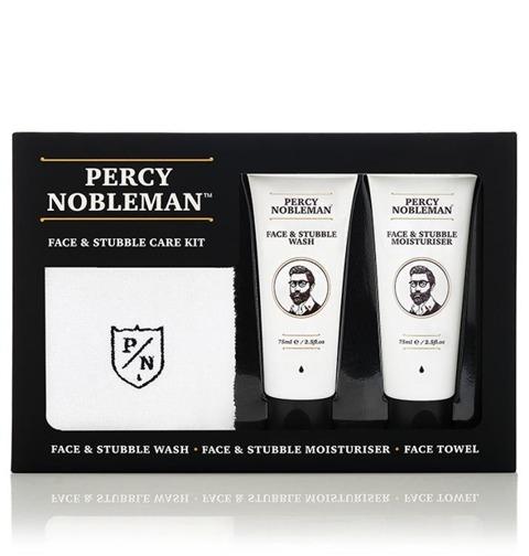 Percy Nobleman-Face & Stubble Kit Zestaw