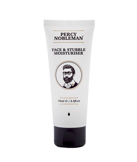 Percy Nobleman-Face & Stubble Moisturiser Krem do Twarzy i Zarostu 75ml
